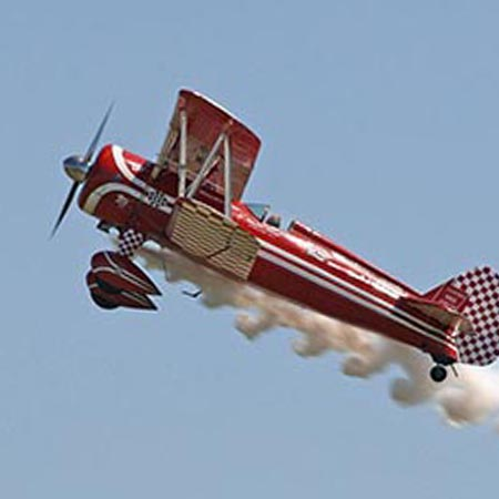 Flexible Aerobatic Flying Experience Taster – £145 at Into the Blue