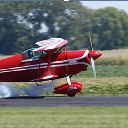 Flexible Thrilling Aerobatic Trial Flying Experience – £199 at Buy A Gift