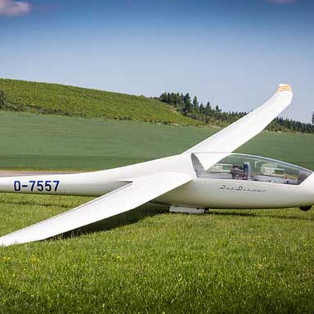 Cambridgeshire – Glider Extended Experience – £135 at Experience Days