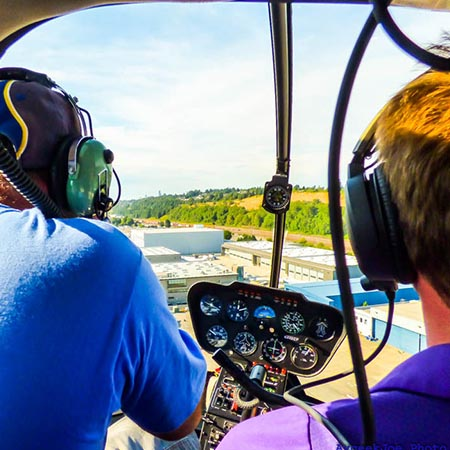 Half-Day Helicopter Pilot Introduction & Hover Challenge! – £148 at FlyingLessons.co.uk