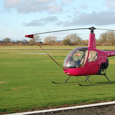 Helicopter Pleasure Flight – Virgin Experience Days