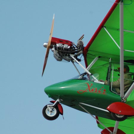 Flexible Microlight Extended Flying Lessons – £148 at Buy A Gift