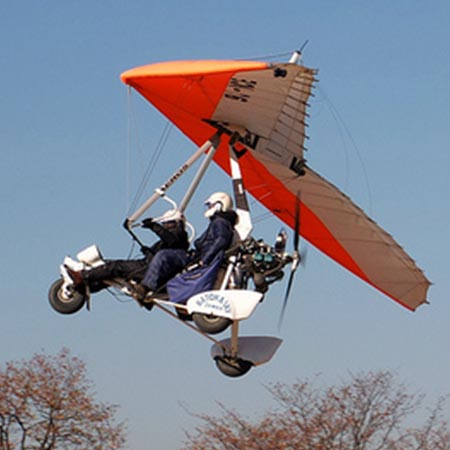 Flexible Microlight Trial Flying Experience – £79 at Buy A Gift