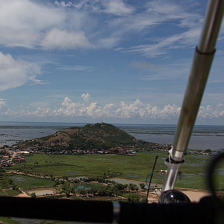 Flexible Microlight Intro Flying Experience – £79 at Into the Blue