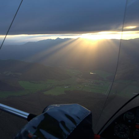 Flexible Microlight Extended Flying Lesson – £129 at Into the Blue