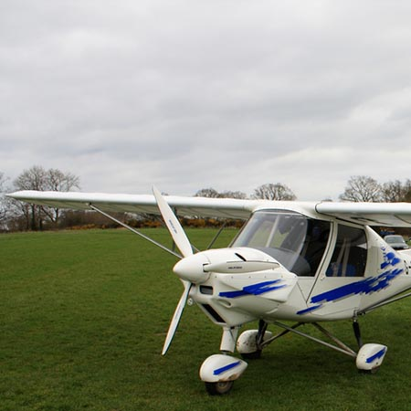 Wickenby – Microlight Introductory Experience – £75 at Experience Days