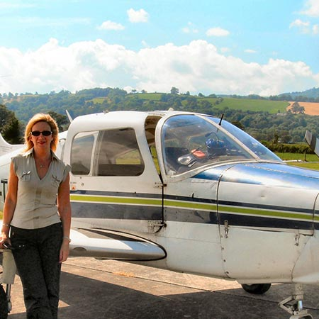 Flexible Light Airplane Trial Flying Lesson – £125 at Red Letter Days