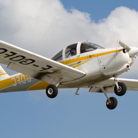 Land Away DOUBLE Flying Lesson Pilot Experience – £135 at FlyingLessons.co.uk