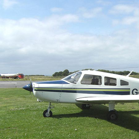 Flexible 17-Venue Aeroplane Extended Flying Lesson – £169 at Into The Blue