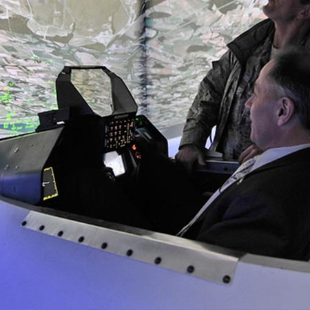 London – Flight Simulator Taster Experience – £49 at Experience Days