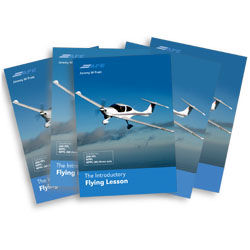 Win a free copy of The Introductory Flying Lesson book by Jeremy M Pratt
