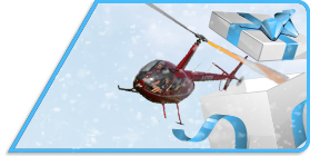 helicopter flying lessons from £55