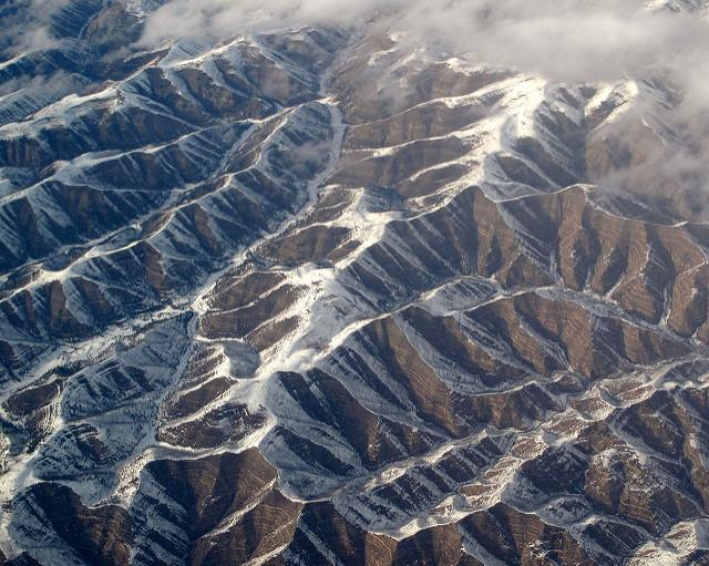 beautiful aerial photo