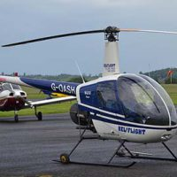Elstree - Affordable Helicopter Taster Lesson - £89 at Into the Blue