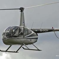 Helicopter flying experience days © Aleksandr Markin 2014