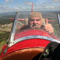 Vintage Tiger Moth Pilot experience  © Bert Knottenbeld 2011