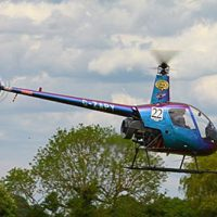 Adventure001 Helicopter Flying Lessons and Experience Gifts