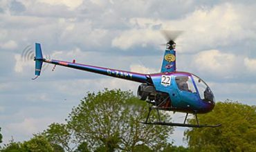 Tactical 3-Flight Taster Helicopter Flying Lesson - £99 at FlyingLessons.co.uk