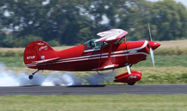 Flexible Aerobatic Trial Flying Lesson - £145 at Red Letter Days
