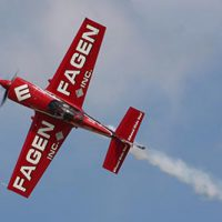 Aerobatics © D Miller 2009