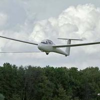 Glider Towed © Aleksandr Markin 2012
