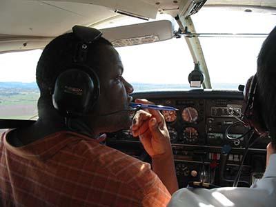 cockpit © Peter Firminger 2006