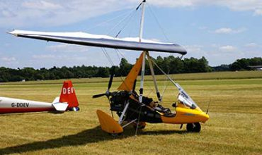 Worksop - Taster Microlight Flying Lessons - £39 at Buy A Gift