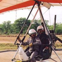 Microlight Flex-wing Flying Lessons ©, NH53 2010