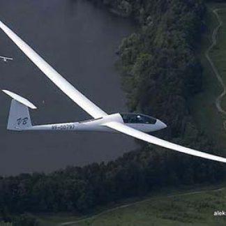 Gliding experience © Alexander MArkin 2012
