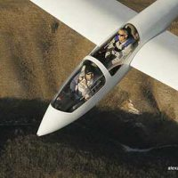 Glider flying lesson © Alexander Markin 2015