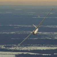 glider flying © Aleksandr Markin 2014