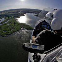 Gyrocopter flight lesson © Alexander Markin 2014