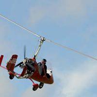 Gyrocopter Airplanes at Rougham © Martin Pettitt 2009
