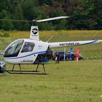 Aberdeen - Affordable Helicopter Flying Taster - £119 at Into the Blue