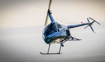 Blackbushe Airport - 30 Minute Helicopter Taster Lesson - £179 at Phoenix Helicopters