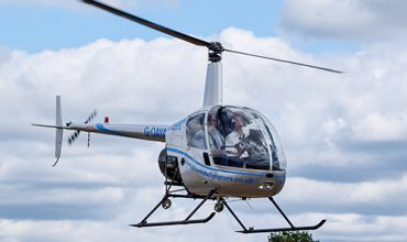 Goodwood Aerodrome - 30 Min Trial Helicopter Flying Lesson - £179 at Phoenix Helicopters