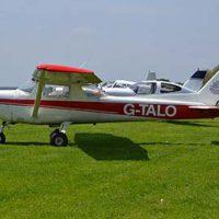 Plane pilots licence training © Alec Wilson 2014