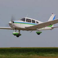 Liverpool - 4-Seat Plane Intro Flying Lessons - £115 at Into the Blue