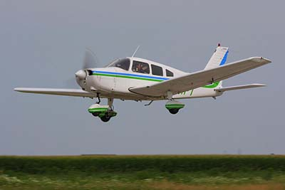 Plane takeoff training © D Miller 2010