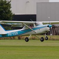 Plane trial flight experience voucher  ©  Gerard Van der Schaaf 2013
