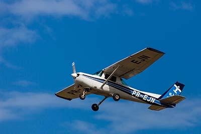 Plane flight experience lessons © joao Carlos Medau 2013
