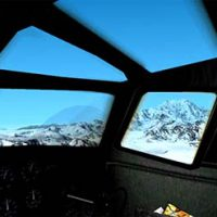 Flight Simulator Experience ©  Sir Mildred Pierce 2003