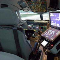 Flight Simulator virtual superjet  © superjet international 2011