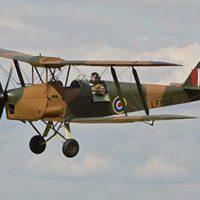 Vintage Tiger Moth Stampe Warplane flight vouchers © Alan Wilson 2014