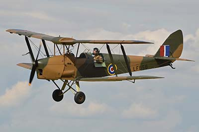 Vintage Tiger Moth Stampe Warplane flight vouchers © Alan Wilson 2014