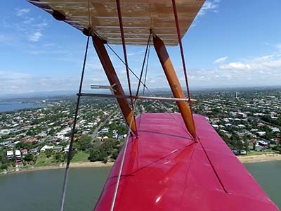 5360d2499 Surrey - Vintage Tiger Moth Experience - £177 at Experience Days ...