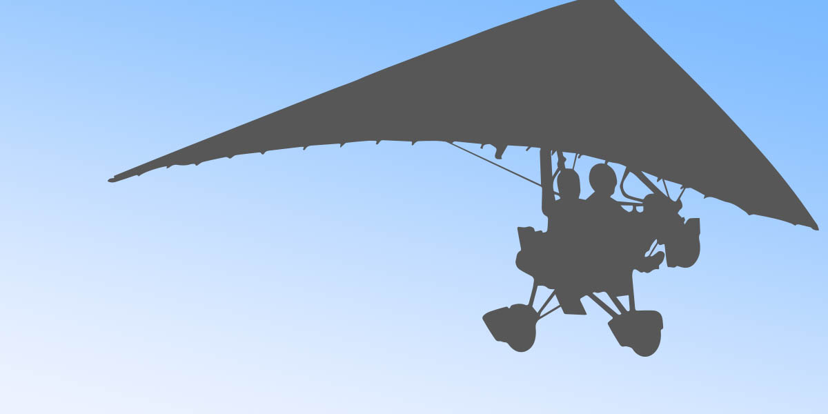 Taming the Microlight – devised by NASA 4