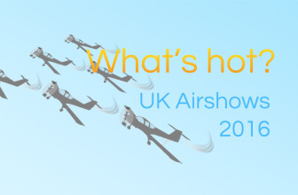 UK Air Shows in 2016