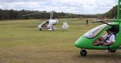 Kent – Thrilling Gyrocopter Extended Experience – £180 at Into The Blue