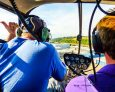 Flexible Introductory Helicopter Flying Lesson – £195 at Into the Blue